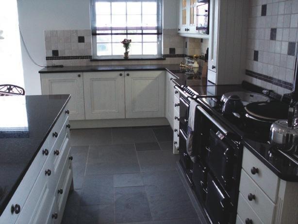 Slate Kitchen | Slate tiles uk | Slate floor | Slate flooring